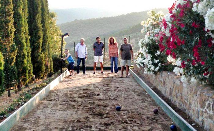 Agriturismo con campo di bocce a Castiglione della Pescaia Agriturismo Il Frantoio
