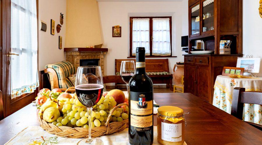 Casa Alvaro Appartamenti per vacanze a Castiglione della Pescaia Agriturismo il Frantoio