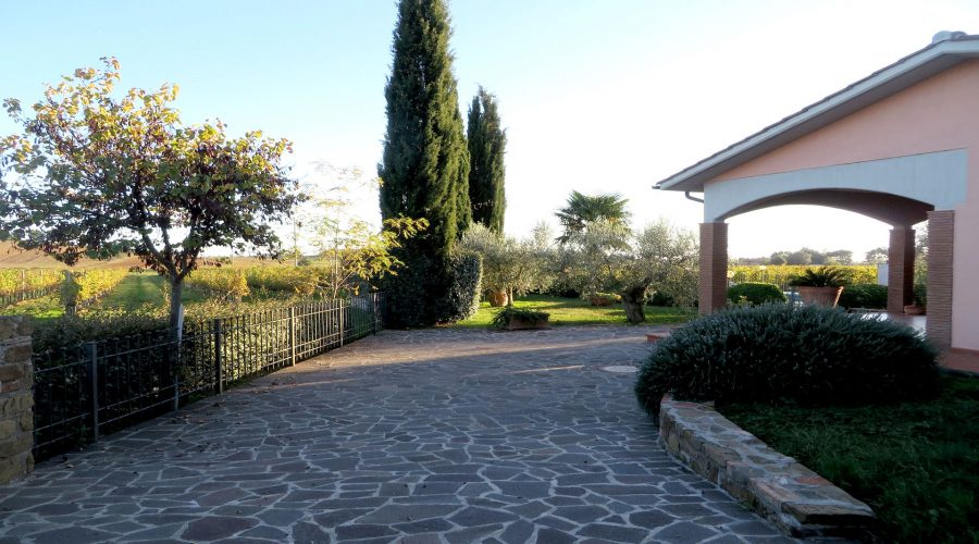 Villa a castiglione della pescaia con piscina vicino al Mare - Villino Matteo Agriturimo Il Frantoio